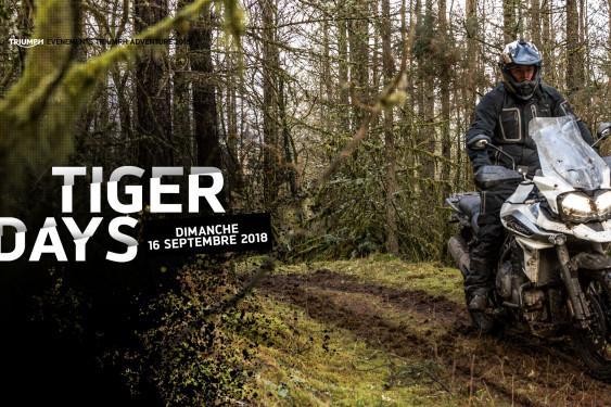 Triumph Tiger Day / 16 Septembre 2018